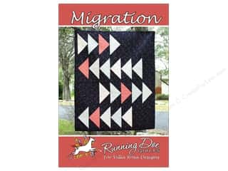 Villa Rosa Designs Migration Pattern Card