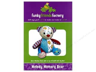 Funky Friends Factory Melody Memory Bear Pattern
