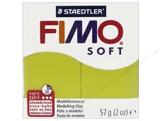 craft & hobbies: Fimo Soft Clay 2 oz. Lemon