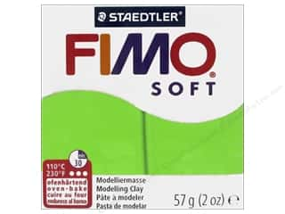 craft & hobbies: Fimo Soft Clay 2 oz. Apple Green