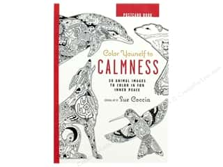 Cico Color Yourself To Calmness Postcard Book