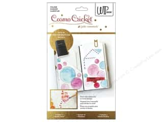 scrapbooking & paper crafts: Cosmo Cricket WIP Book Folder