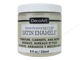 craft & hobbies: DecoArt Americana Decor Satin Enamels - Neutral Beige 8 oz.
