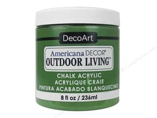 DecoArt Americana Decor Outdoor Living Exterior/Interior Paint 8 oz. Lily Pad