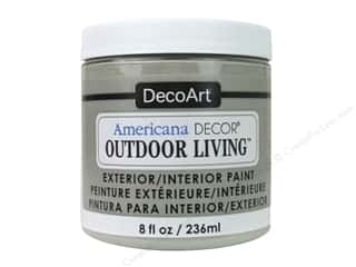 DecoArt Americana Decor Outdoor Living Exterior/Interior Paint 8 oz. Patio