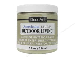 DecoArt Americana Decor Outdoor Living Exterior/Interior Paint 8 oz. Porch Swing