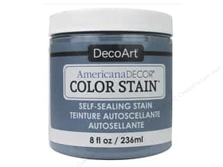 DecoArt Americana Decor Color Stain - Chambray 8 oz.