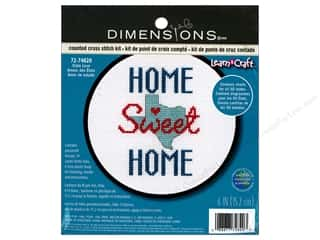 yarn & needlework: Dimensions Cross Stitch Kit State Love