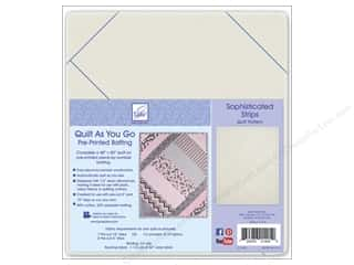 June Tailor Kit Quilt As You Go Cotton/Polyester Sophisticated Strips