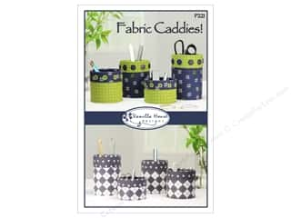 Vanilla House Fabric Caddies Pattern