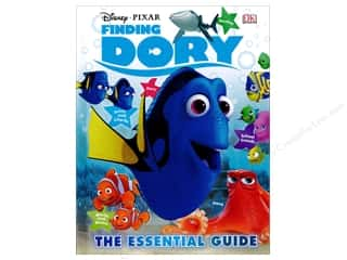 DK Publishing Disney Finding Dory The Essential Guide Book