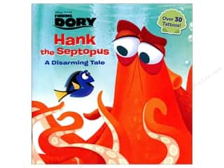books & patterns: Disney Finding Dory Hank The Septopus Book