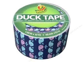 Duck Brand Duct Tape Whale Of A Time