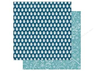"""Echo Park Collection I Love Winter Paper 12""""x 12"""" Cup Of Cheer (25 pieces)"""