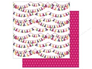 Photo Play 12 x 12 in. Paper Fun With Friends Fringe Banner (25 sheets)
