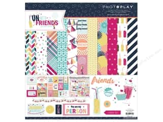 "Photo Play Collection Fun With Friends Collection Pack 12""x 12"""