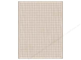 Rubber stamps: Hero Arts Rubber Stamp Kelly Planner Wood Grid