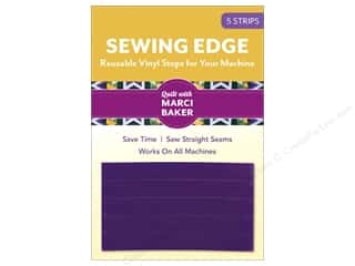 C&T Publishing Sewing Edge - Reusable Vinyl Stops 5 pc.