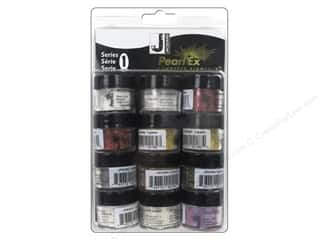 craft & hobbies: Jacquard Pearl-Ex Set Series 1