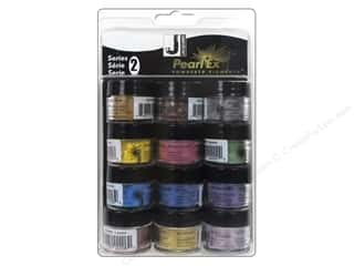 craft & hobbies: Jacquard Pearl-Ex Set Series 2