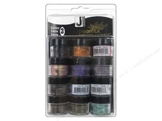 craft & hobbies: Jacquard Pearl-Ex Set Series 3