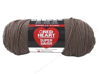 Red Heart Super Saver Yarn #369 Mushroom 364 yd.