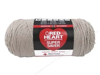 Red Heart Super Saver Yarn 364 yd. #326 Oatmeal