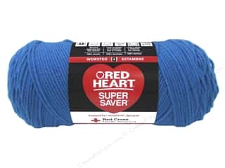 yarn & needlework: Red Heart Super Saver Yarn 364 yd. #506 Pool