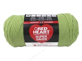 Red Heart Super Saver Yarn #625 Guava 364 yd.