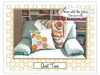 books & patterns: Sewn Into The Fabric Quiet Time Pillow Pattern