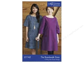 Indygo Junction The Boardwalk Dress Pattern