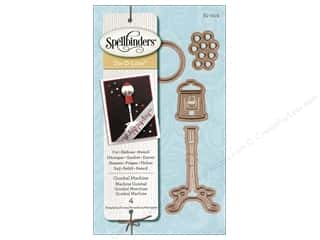 die cutting machines: Spellbinders Die D Lites Gumball Machine