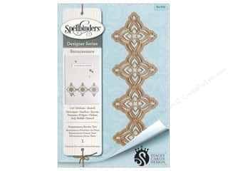 die cutting machines: Spellbinders Die Shapeabilities Renaissance Border 2