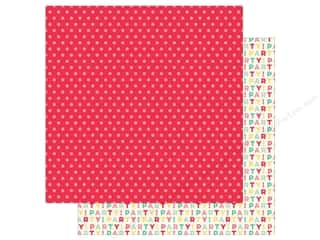 My Mind's Eye 12 x 12 in. Paper Hooray Shout For Joy (25 sheets)