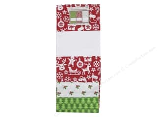 "Design Works Towel 18""x 28"" Printed Holidays Trio"