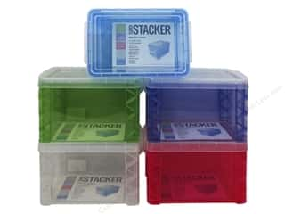 storage : Storage Studios Super Stacker 4 x 6 in. Box 1 pc.