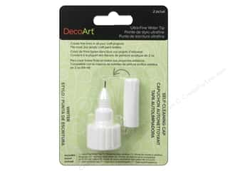 craft & hobbies: DecoArt Painting Accessories Ultra Fine Writer Tip Applicator