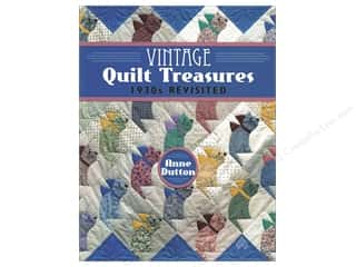 Vintage Quilt Treasures - 1930s Revisited Book by Anne Dutton