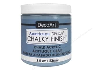 craft & hobbies: DecoArt Americana Decor Chalky Finish 8 oz. Colonial