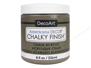 craft & hobbies: DecoArt Americana Decor Chalky Finish Paint - Restore 8 oz.