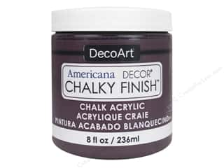 craft & hobbies: DecoArt Americana Decor Chalky Finish 8 oz. Victorian
