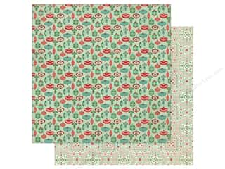 Authentique 12 x 12 in. Paper Retro Christmas Five (25 sheets)