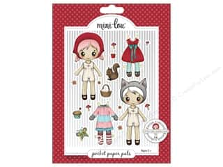 MiniLou Pocket Pal Little Red Riding Hood