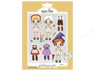 die cuts: MiniLou Pocket Pal Hansel & Gretel