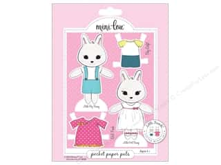 scrapbooking & paper crafts: MiniLou Pocket Pal Little Friends Bunny