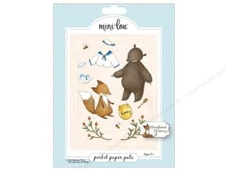 MiniLou Pocket Pal Whimsical Woodland