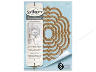 die cutting machines: Spellbinders Die Nestabilities Labels Fifty One