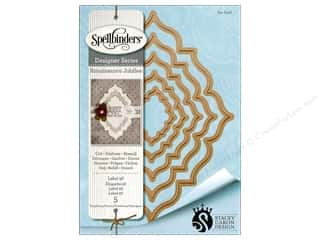 die cutting machines: Spellbinders Die Nestabilities Label 56