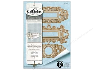 die cutting machines: Spellbinders Die Shapeabilities Jubilee Tags