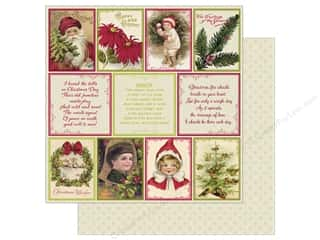 Authentique 12 x 12 in. Paper Classic Christmas Eleven (25 sheets)